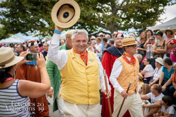 Journée cantonale Vaud, cortège du canton de Vaud
