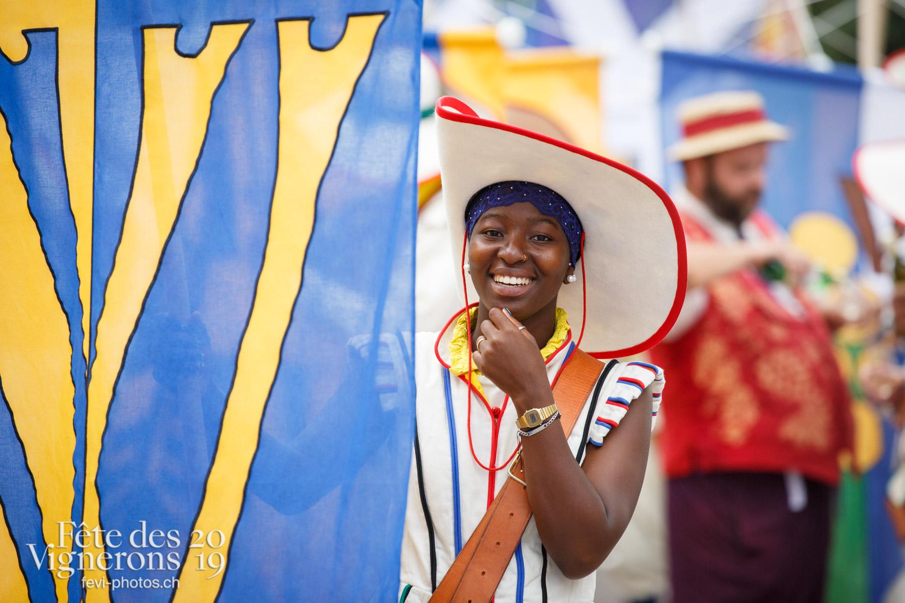 Journée cantonale, Vaud - Journées cantonales, Porteurs drapeaux, Vaud, journee-cantonale-vaud. Photographes de la Fête des Vignerons 2019