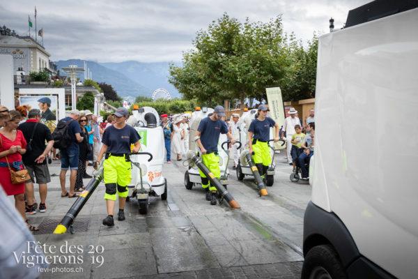 Journée cantonale, Vaud - Journée cantonale Vaud, Journées cantonales, transvoirie, Vaud, voirie, Photographies de la Fête des Vignerons 2019.