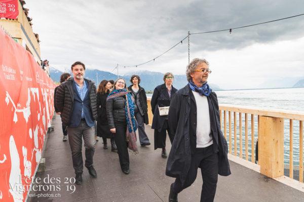 Proclamation - Proclamation, Terrasses de la Confrérie, Photographies de la Fête des Vignerons 2019.