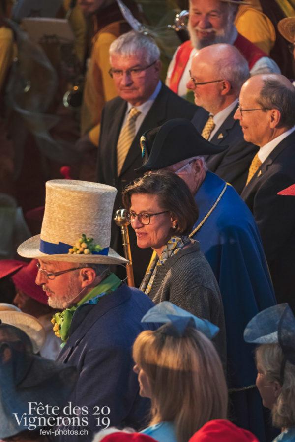 Proclamation - Proclamation, Photographies de la Fête des Vignerons 2019.
