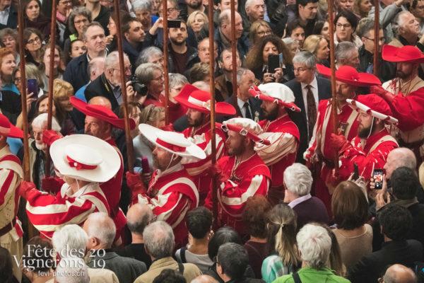 Proclamation - cent-suisses-historiques, Proclamation, Photographies de la Fête des Vignerons 2019.